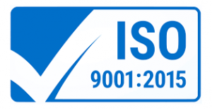 ISO 2015 Certification Logo